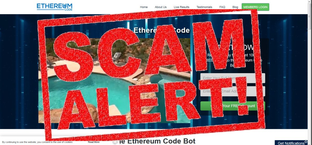 The Ethereum Code Scam Review