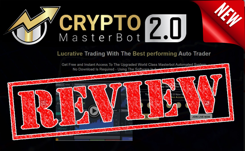 crypto masterbot 2.0 review